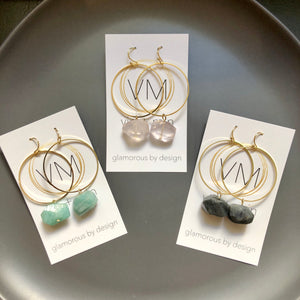Chelsea Hoop Earrings