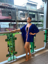Load image into Gallery viewer, Layal Kaftan in Royal Blue