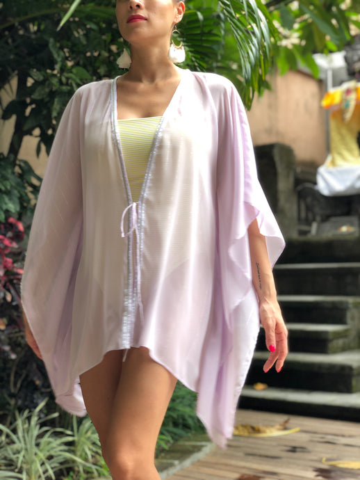 Neris Kaftan in Light Purple
