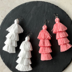 Maxi Deewani Tassel Earrings