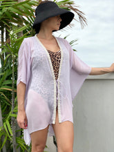 Load image into Gallery viewer, Leighrie Kaftan in Pale Lilac