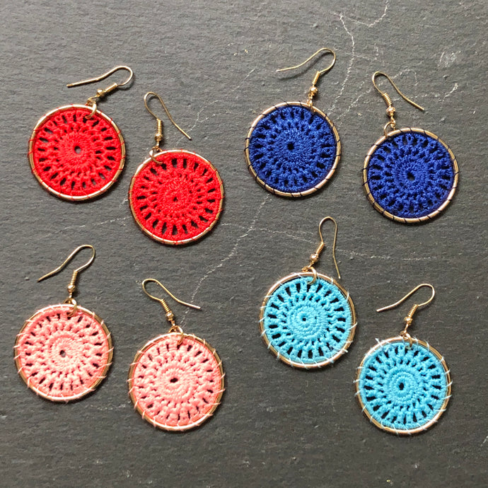 Hana Dangle Earrings
