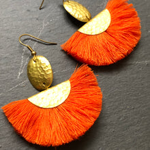 Load image into Gallery viewer, Chenoa Tassel Earrings