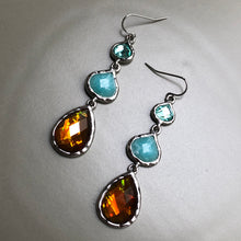 Load image into Gallery viewer, Halini Dangle Earrings