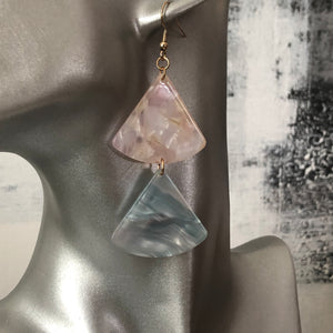 Milu Resin Earrings