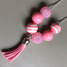 Load image into Gallery viewer, Demelza Kids' Necklace in Bubble Gum