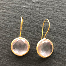 Load image into Gallery viewer, Pasha Gold-Plated Earrings