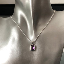 Load image into Gallery viewer, Rani Amethyst Necklace