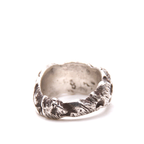 Organic Landscape Ring, Medium