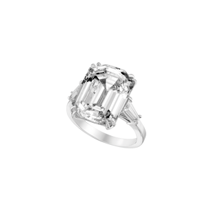 Ring - White Gold