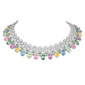 Necklace Multi Pastels