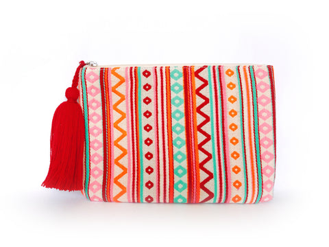 Summer Fever Bohemian Clutch