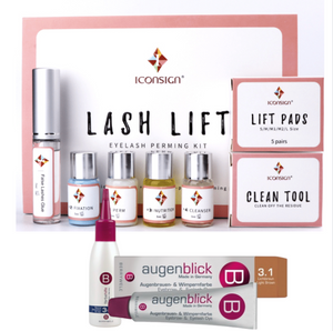 Lash Lift & Brow Lamination Kit