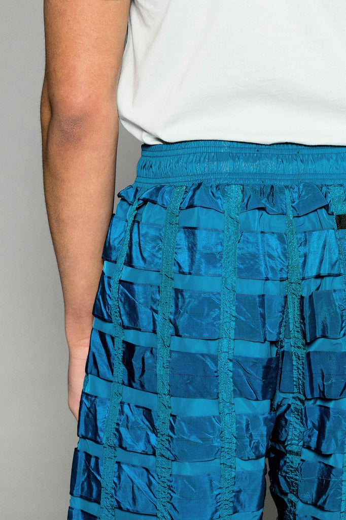 REMADE Airbrake Lightweight Shorts Blue