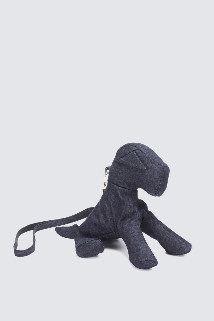 Denim Mutt Bag