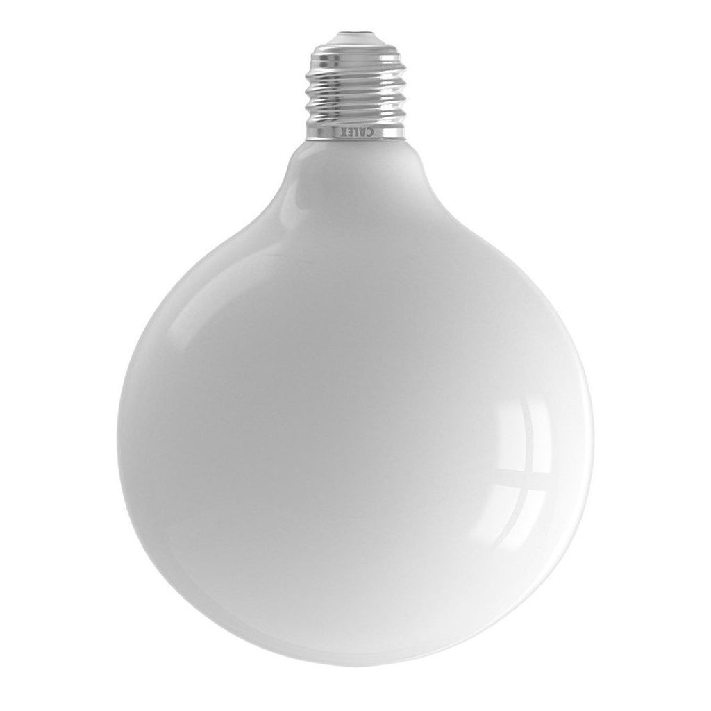 E27 Dimmable LED Opal 125mm Globe Bulb 8W 900lm