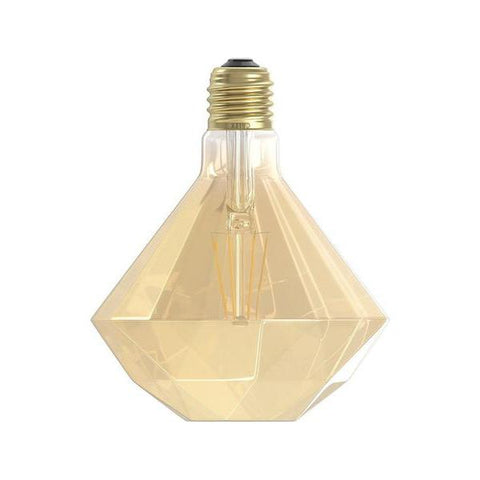 E27 4W Dimmable LED Diamond Filament Bulb