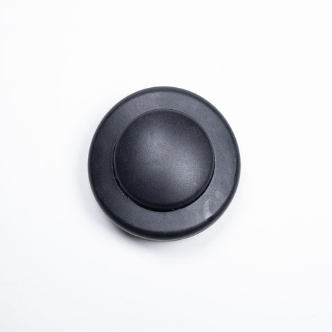 Black Floor Switch 65mm Matt Button