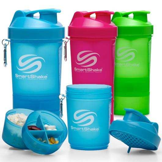 SmartShake Original 20 oz. Neon Shaker Bottle - Discount Active Nutrition - supplement store - supplement store near me - supplements store near me - recipes with protein powder - protein powder - protein powder vegan - protein powder near me