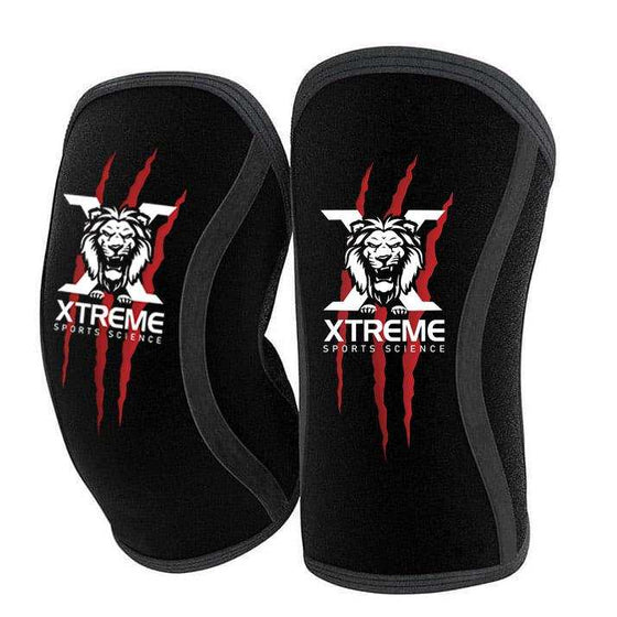 Knee Sleeves for Weightlifting & Powerlifting