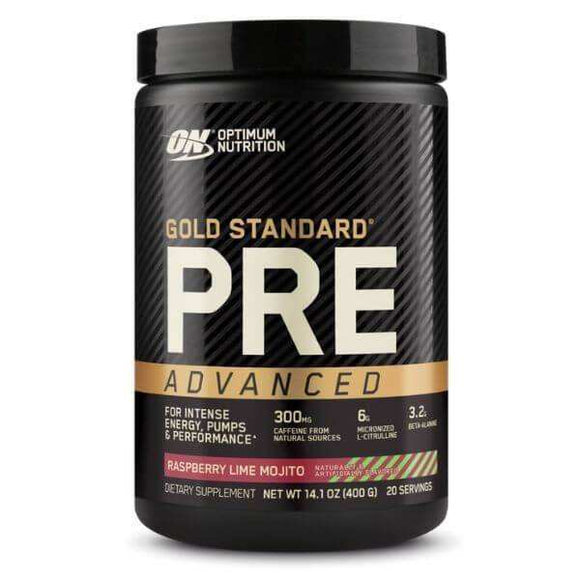 Gold Standard Pre-Advanced - Discount Active Nutrition - supplement store - supplement store near me - supplements store near me - recipes with protein powder - protein powder - protein powder vegan - protein powder near me