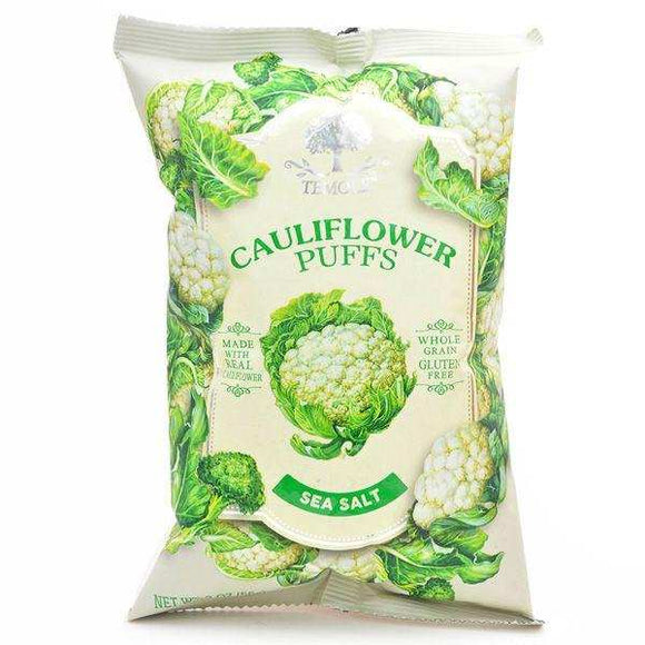 Cauliflower and Broccoli Puffs
