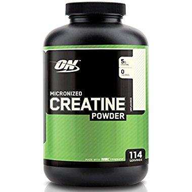 Micronized Creatine 600g - Optimum Nutrition