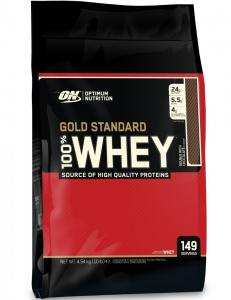 100% Whey Gold Standard 10lbs (4.5kg)