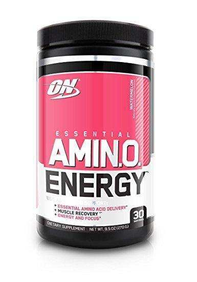 amino energy intra workout