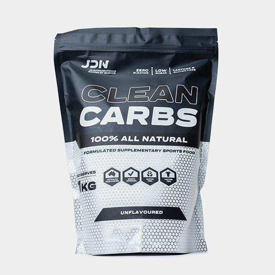 Clean Carbs 100% All Natural JDN 1kg