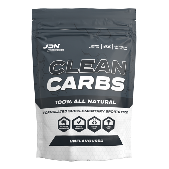 Clean Carbs 100% All Natural JDN 4kg - Discount Active Nutrition - supplement store - supplement store near me - supplements store near me - recipes with protein powder - protein powder - protein powder vegan - protein powder near me