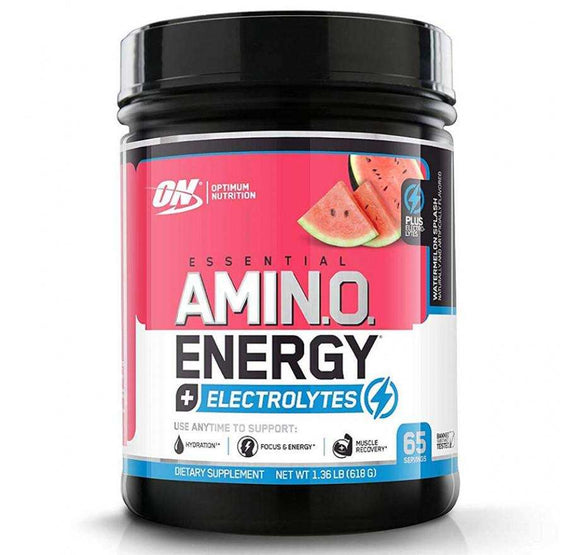Essential Amino Energy + Electrolytes Optimum Nutrition 616g