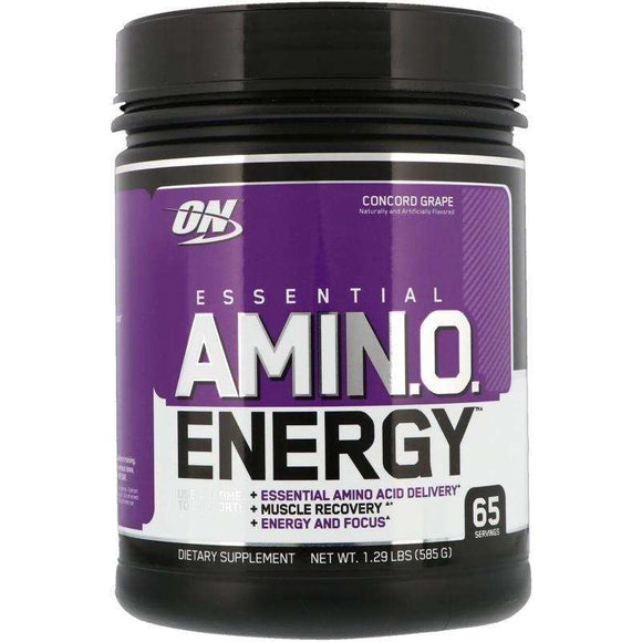 Amino Energy by Optimum Nutrition 585g - Discount Active Nutrition - supplement store - supplement store near me - supplements store near me - recipes with protein powder - protein powder - protein powder vegan - protein powder near me