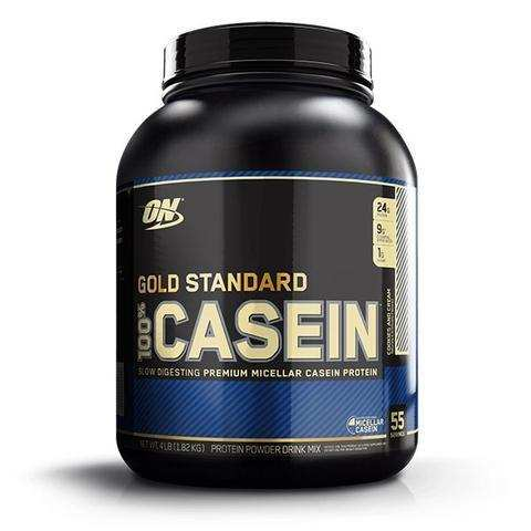 100% Casein Gold Standard Optimum Nutrition 1.8Kg