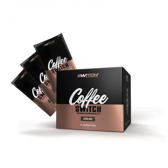 COFFEE SWITCH 25 SERVES