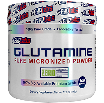 EHP Labs Glutamine - Discount Active Nutrition - supplement store - supplement store near me - supplements store near me - recipes with protein powder - protein powder - protein powder vegan - protein powder near me