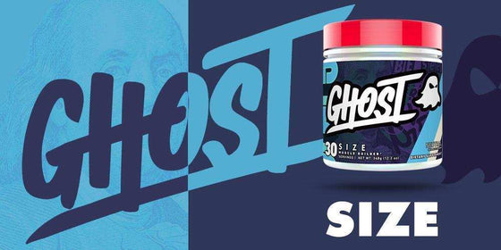 GHOST Size Creatine and Muscle Builder