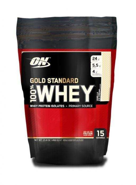 Gold Standard 100% Whey 454g