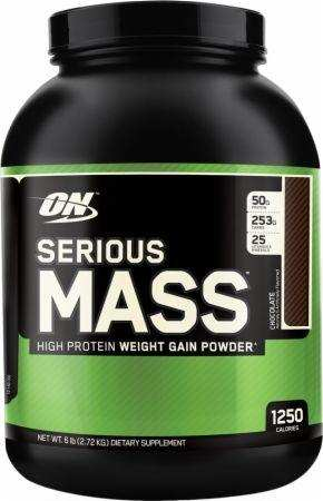 Serious Mass by Optimum Nutrition 2.72kg - Discount Active Nutrition - supplement store - supplement store near me - supplements store near me - recipes with protein powder - protein powder - protein powder vegan - protein powder near me