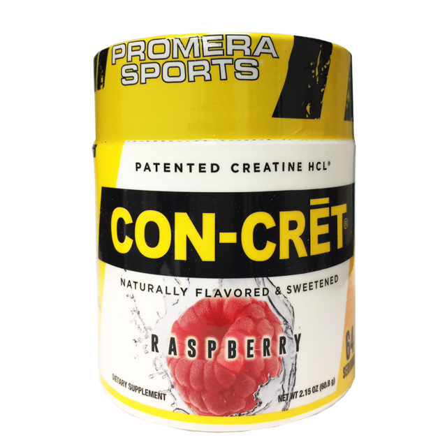 CON-CRET Promera Sports Patented Creatine HCL 64 Serves