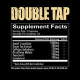 Redcon1 Double Tap Fat Burner Capsules - Discount Active Nutrition - supplement store - supplement store near me - supplements store near me - recipes with protein powder - protein powder - protein powder vegan - protein powder near me