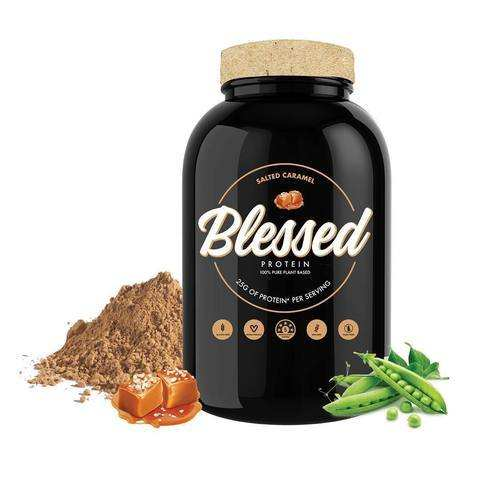 BLESSED PROTEIN - 100% Pure Plant Based
