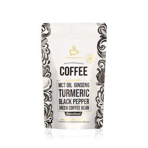 Before You Speak High Performance Coffee Unsweetened 7 Serve