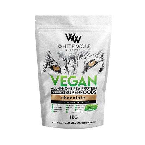 Vegan Protein Blend All-in-one Pea Protein with Superfoods