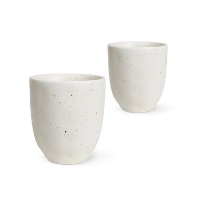 Robert Gordon -set of 2 Latte Cups - Earth