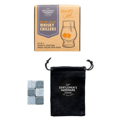 Whisky Chillers- Gentleman's Hardware