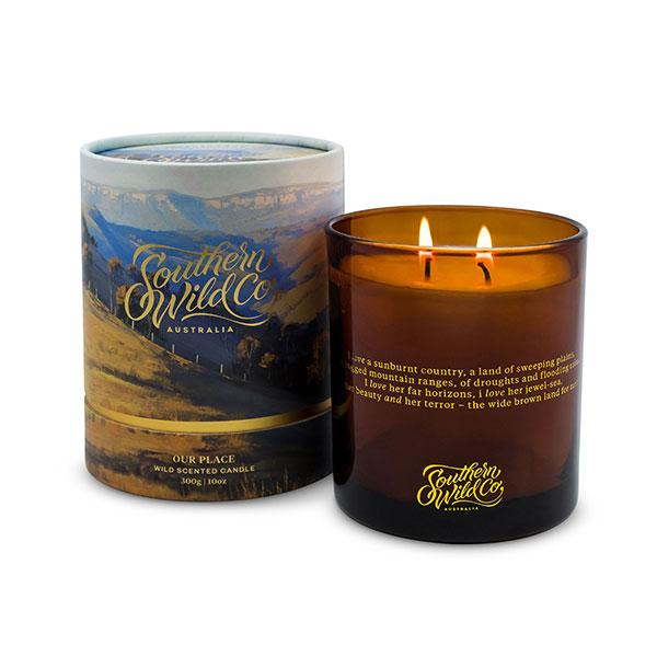 Southern Wild Co Candles