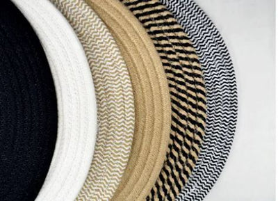 Cotton Round Placemat