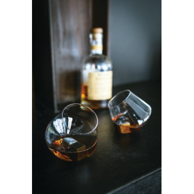 Rocking Whisky Glasses- Gentlemen's Hardware