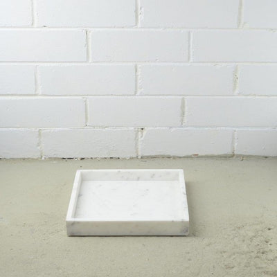 Marble Tray- Square
